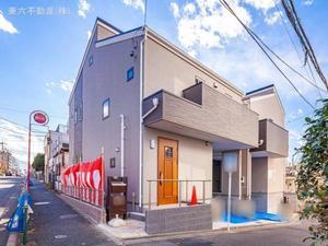 練馬区上石神井3丁目 4,980万円