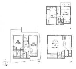 練馬区田柄5丁目 5,380万円