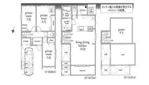 練馬区石神井台2丁目 4,780万円