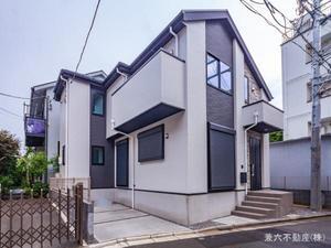 練馬区富士見台2丁目 6,790万円