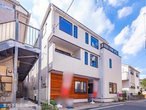 板橋区赤塚2丁目 8,490万円