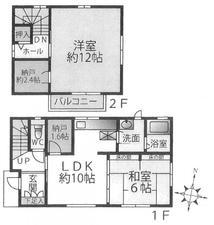 練馬区西大泉3丁目 3,980万円