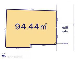 練馬区桜台5丁目 5,930万円